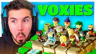 VOXIES - JUEGO PLAY TO EARN SIN INVERSIÓN | DEMO YA DISPONIBLE!