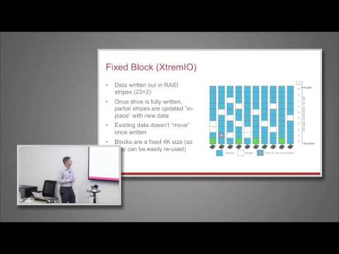 Comparing Modern All-Flash Architectures - Dave Wright, SolidFire