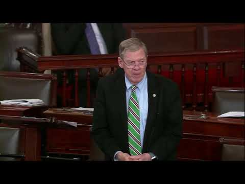 Senator Isakson pays tribute to Georgia Governor Nathan Deal