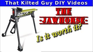 The Jawhorse. Should you buy this tool?