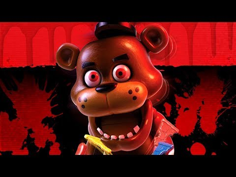 FIVE NIGHTS AT FREDDY'S: THE BOARD GAME