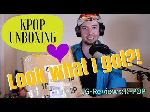 I am SUPER excited!! KoreanMall Haul [K-POP UNBOXING]