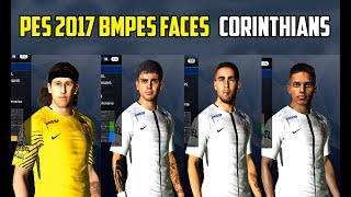 PES 2017 - BMPES 5.02 - TODAS FACES CORINTHIANS - PC
