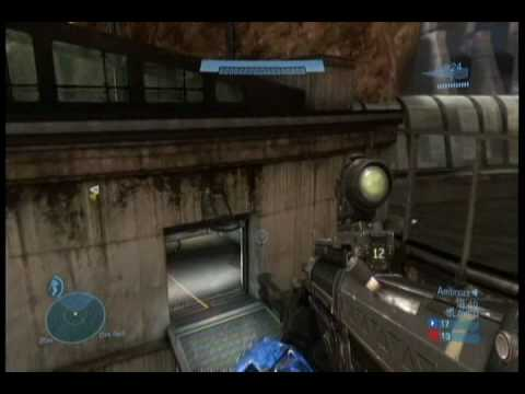HALO REACH BETA-1ST NIGHT W-COMMENTARY-TEAM SLAYER-ALM1GHTY-GAME 11
