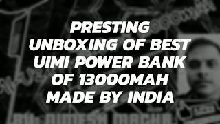 UIMI PowerBank