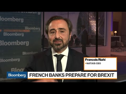 Brexit 'On Top of My List' of European Risks, Natixis CEO Says