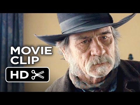 The Homesman Movie CLIP - There She Went (2014) - Tommy Lee Jones, James Spader Western HD streaming vf