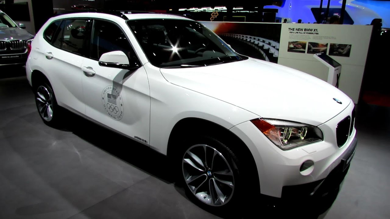 2015 BMW X1 xDrive 35i  Exterior and Interior Walkaround  2014