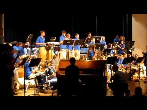 Springfield Township Middle School - Jazz Spartans - Cantaloupe Island