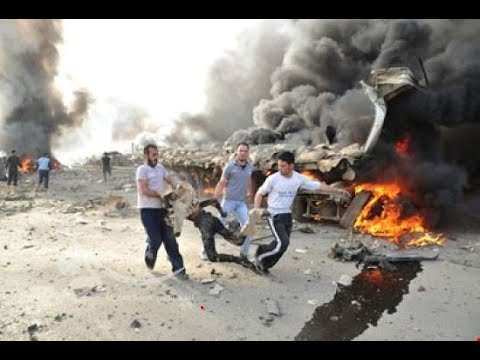 Breaking News Today , Three wounded in bomb explosion east of Baghdad