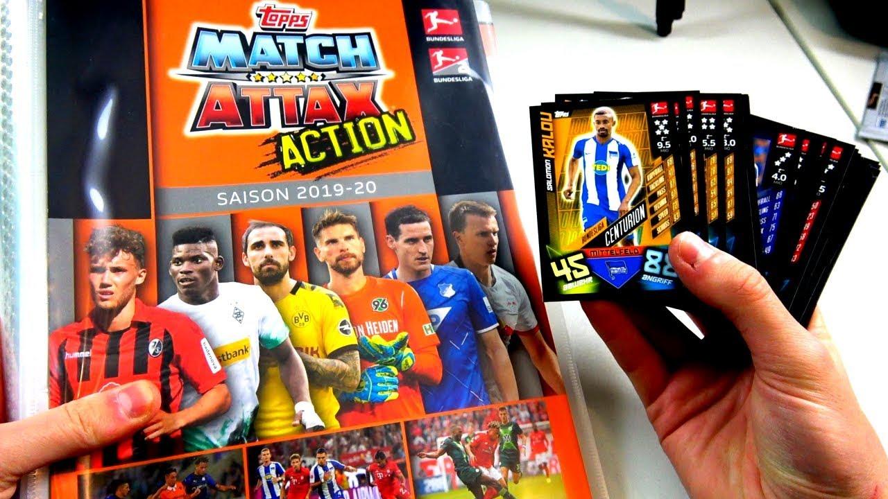 Match Attax signed 34