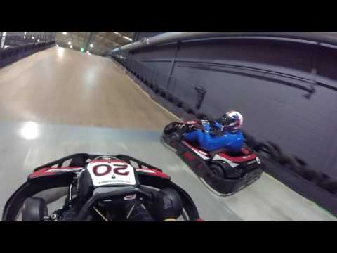 Team Sport Go-Karting (Nottingham) 19th Sept 2016