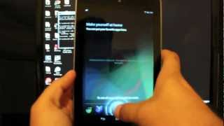 Google Nexus 7 Manual Root and ClockWorkMod Recovery Install Guide
