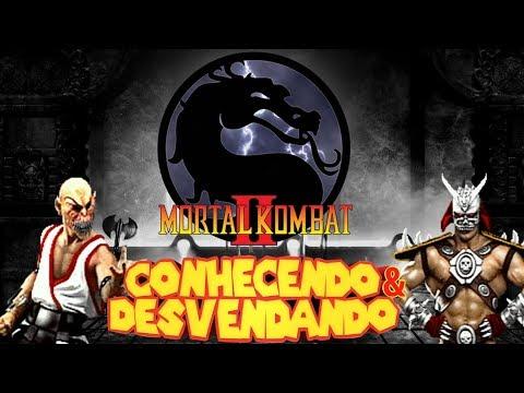 Mortal Kombat 2 - Conhecendo e Desvendando thumbnail