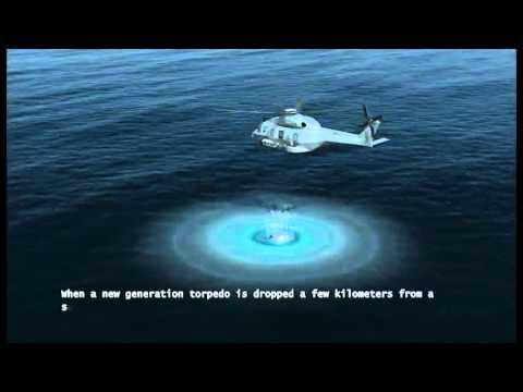 CONTRALTO®-S Torpedo Countermeasures for Submarines - DCNS