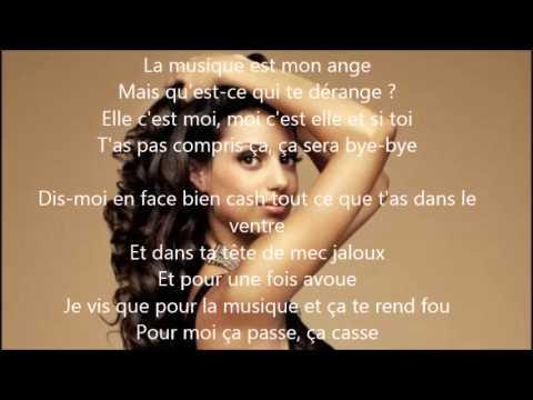 Tal - La musique est mon ange PAROLES/LYRICS