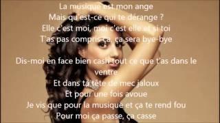 Tal - La musique est mon ange PAROLES / LYRICS