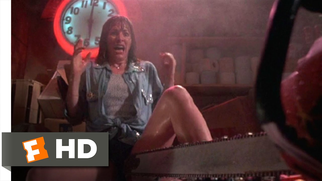 Download The Texas Chainsaw Massacre 2 (6/11) Movie CLIP - Leatherface Aroused (1986) HD