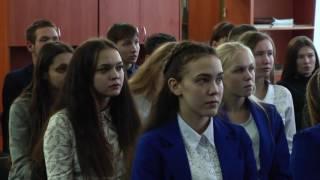 В школе № 1 прошел урок, где школьники изучали тему коррупции