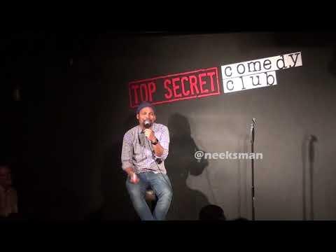 Comedian ROASTS Odd Couple | Nico Yearwood | Bajan Comedian