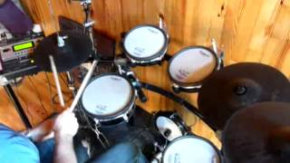 Friend of God Israel Houghton drum cover.