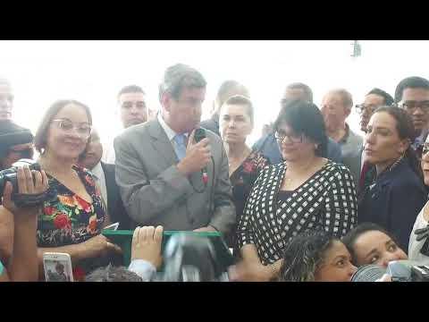 Prefeito Colbert Martins inaugura Centro de Convivência Dona Zazinha