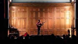 Into It. Over It. - Spinning Thread (Acoustic at First Unitarian Church 2.7.15)