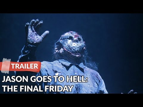 Jason Goes to Hell: The Final Friday 1993  HD  Kane Hodder