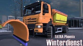 ETS2 v1.26 ★ TATRA Phoenix I Winterdienst ★ Mod Vorstellung [Deutsch/HD]