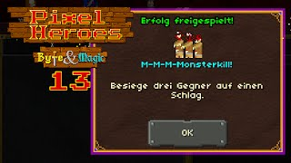 PIXEL HEROES: BYTE & MAGIC [S01E13] - M-M-M-Monsterkill!! ★ Let