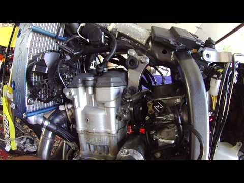 2006 SUZUKI DRZ 400 SM OIL LEAK, JET ISSUES  Part 2 - YouTube