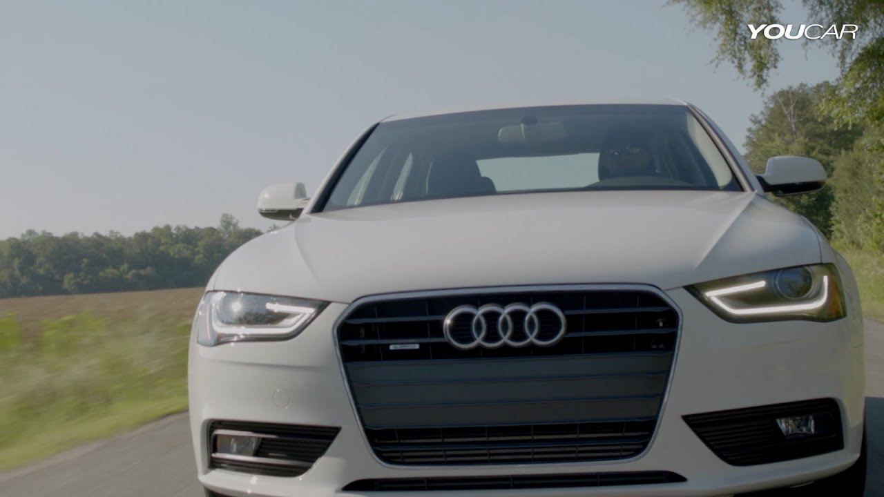 2013 audi a4 quattro us version youtube. Black Bedroom Furniture Sets. Home Design Ideas