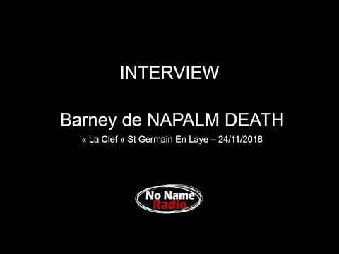 Napalm Death 'Definitely' Unleashing New Album in 2019