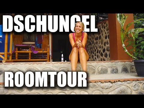 Dschungel Unterkunft - Thomas Retreat Roomtour - Bukit Lawang - Sumatra - Indonesien