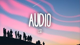 LSD - Audio (Lyrics) ft. Sia, Diplo, Labrinth mp3