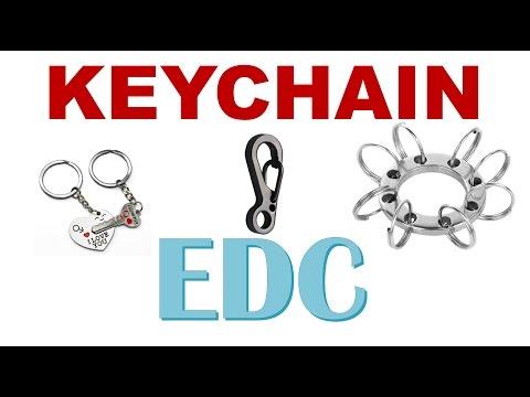 My Keychain EDC 2016
