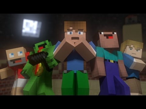 MURDER (Minecraft Animation) [Party Zone]