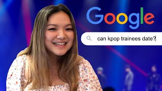Former K-Pop Trainees Answer Most Googled Questions