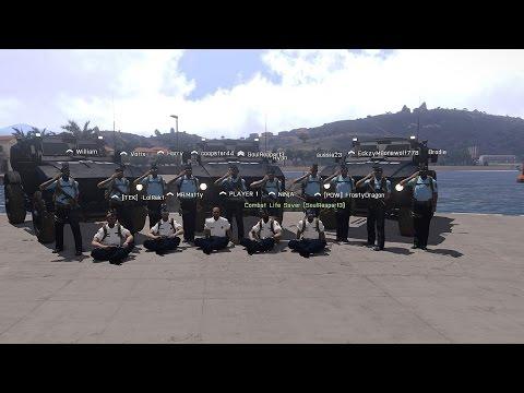 UEGL Altis Life Prisoner Transport Event #4