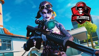 UN POCO DE SCRIMS RANDOM - Fortnite Battle Royale - eX Shadow #TeameXelerate