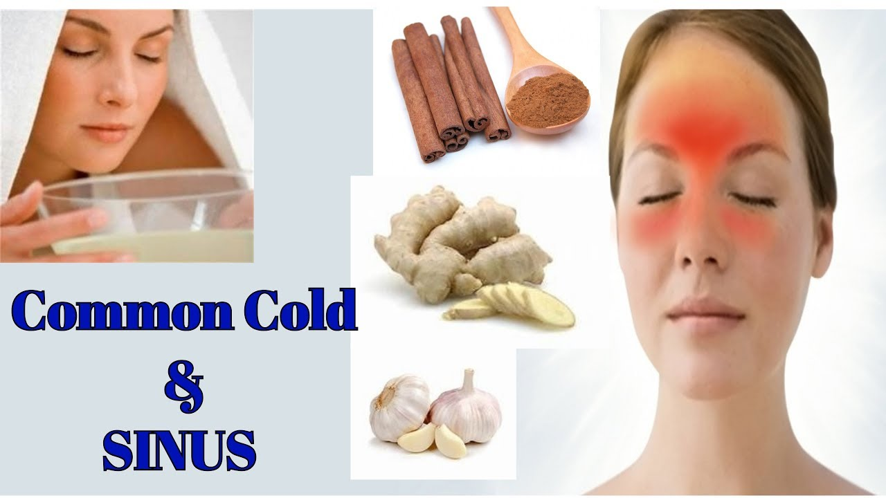 what is the quickest way to get rid of a head cold