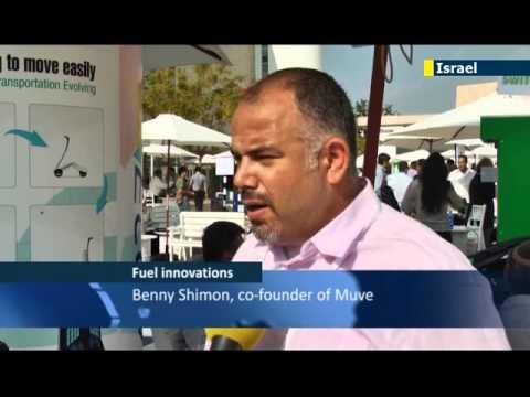 Israeli Alternative Energy Innovation: Tel Aviv exhibition highlights alternative energy options