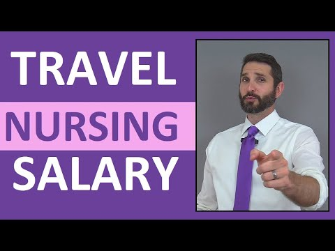 Travel Nursing | Travel Nurse Job Overview & Salary