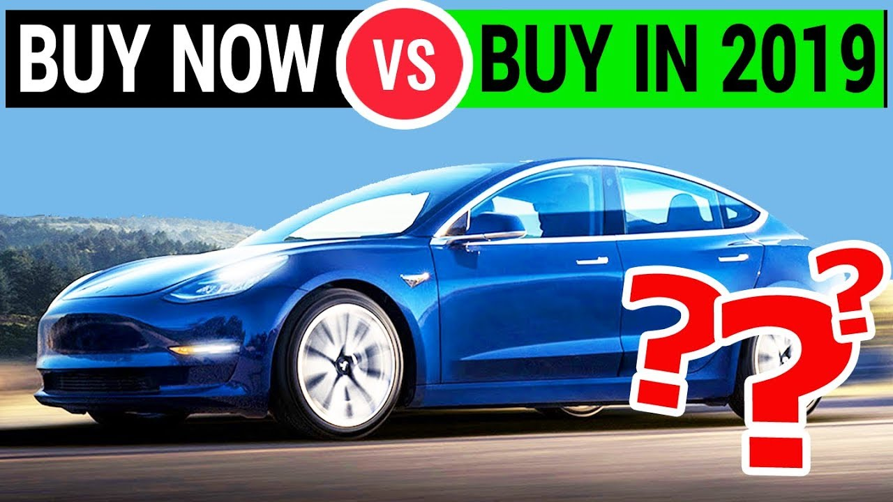 Tesla Model 3: Buy Now or Wait for the $35,000 Version in ...