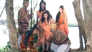 Ram Kewat Samvad Ramleela Part 5  (Radheshyam Ramayan) Chandra Bhushan Pathak