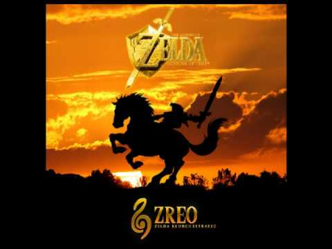 Ocarina of Time Soundtrack (ZREO) - 19. Hyrule Field Main Theme