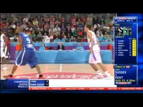 London Olympic 2012: Basketball - Stadium: Should it stay?