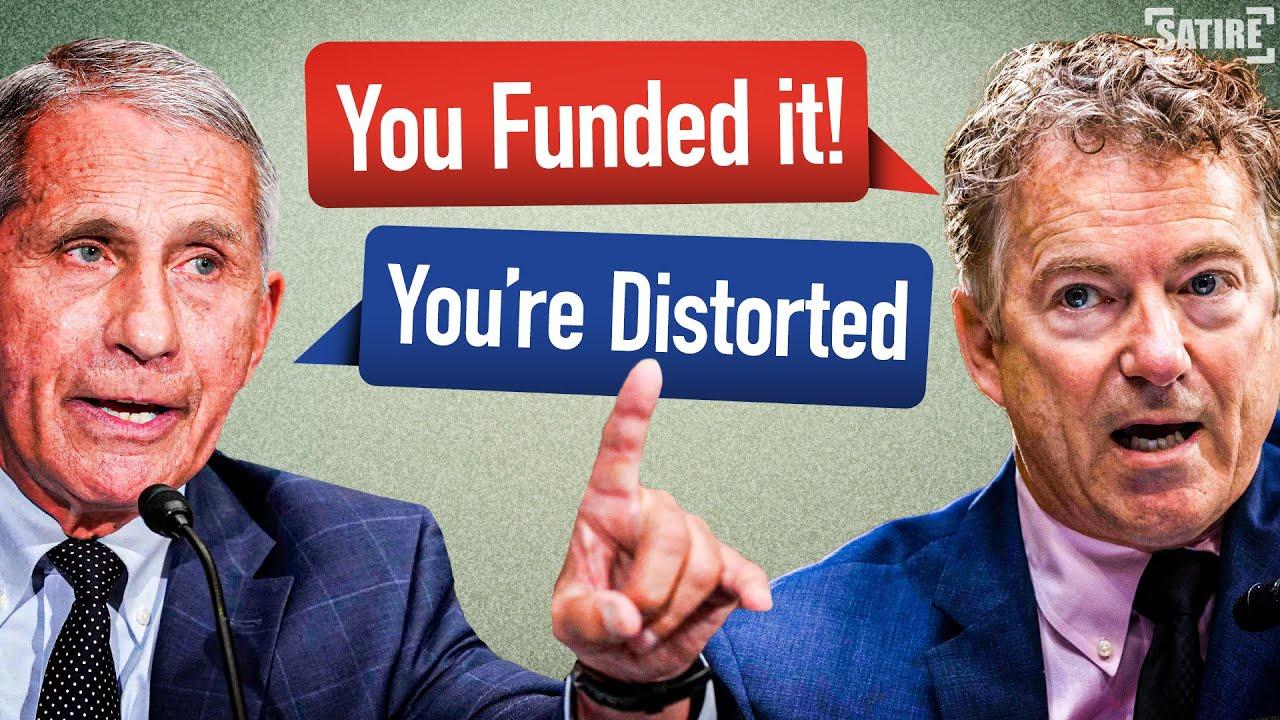 Rand Paul vs. Dr. Fauci EXPLOSIVE Debate: Who Won?