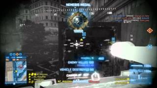 Battlefield 3 PC Gameplay Airborne Commandos Clan Video #1