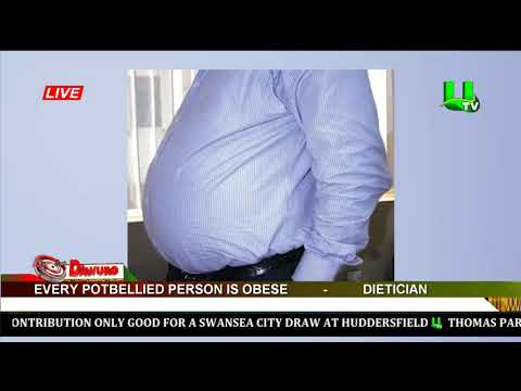 Every Potbellied Person Is Obese - Dietician